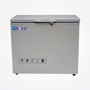 Gas and electric freezer