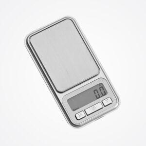 Pocket precision digital scale