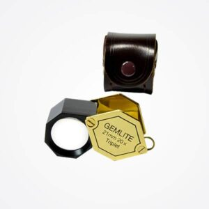 Triplet magnifier