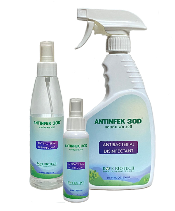 Antinfek 30D products