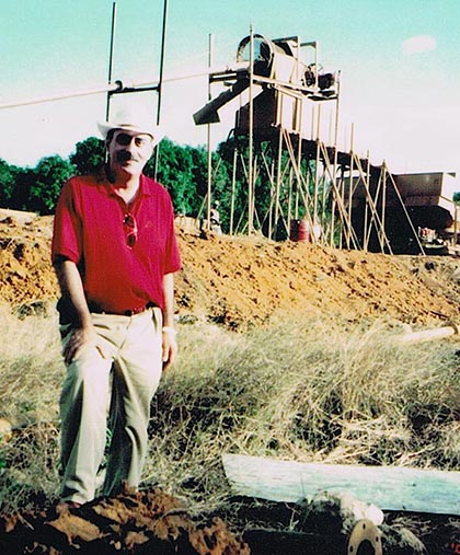 DOVE mining projects Madagascar 2001 - 2005