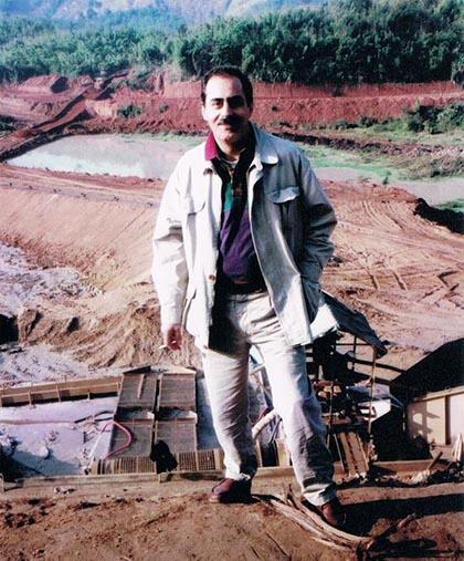 DOVE mining projects VIETNAM