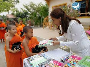 Sharifi Foundation Education for Children Support